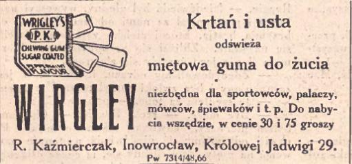 Wirgley