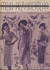 Moja Przyjaciółka, 10.V.1938 r.