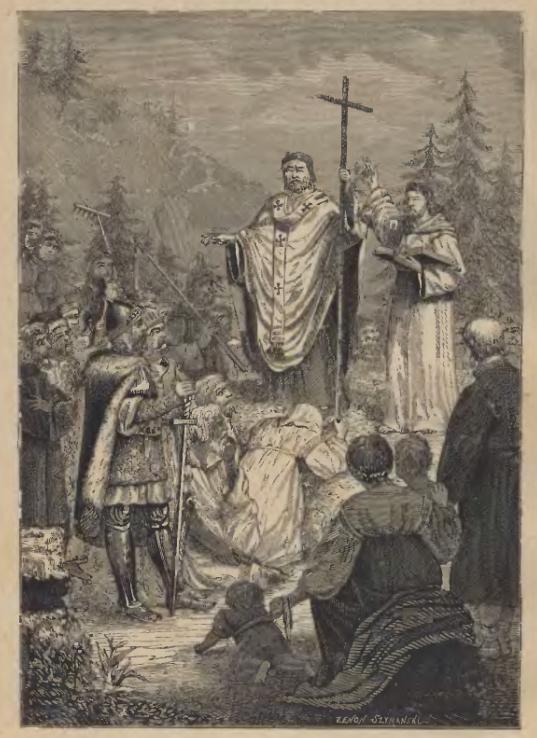Slavic apostles: Cyril and Methodius