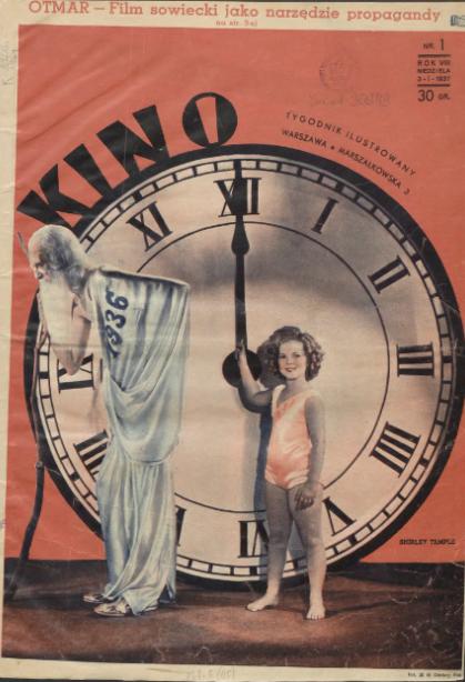 Tygodnik Kino, 1937 nr 1