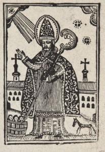 Święty Mikołaj, 1801 r.