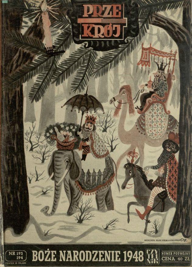 Przekrój. 1948 r. nr 193/194 (Boże Narodzenie)