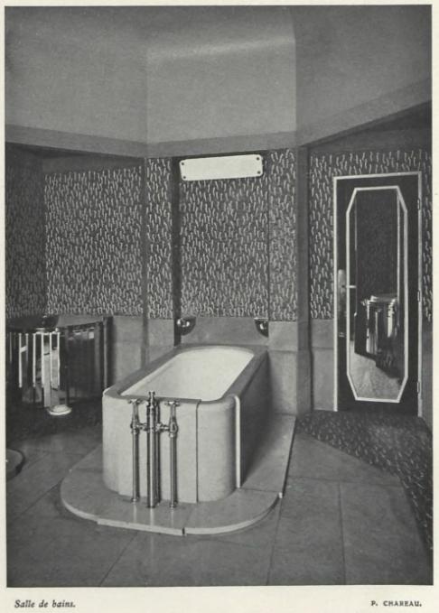 Art et decoration: revue mensuelle d'art moderne 1923