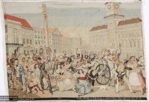 Gobelin, 19th century