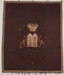 Cover for aron ha-kodesz