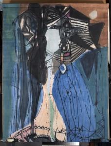 Picasso's head
