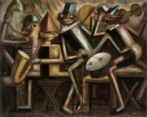 Jazz - Tadeusz Makowski