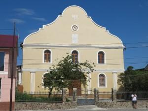 Synagogue - Chust, Ukraine