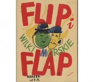 Flip i Flap - Wilki Morskie