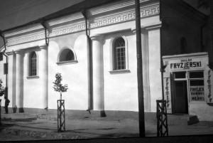 Synagogue - Berezne, Ukraine