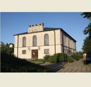 Synagogue - Wojsławice