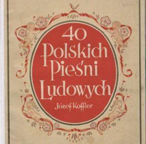 40 polskich pieśni ludowych