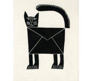 Kot pocztowy