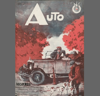 Auto: illustrated sport and technology newspaper