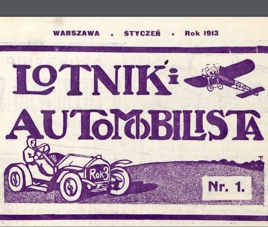 Lotnik i Automobilista