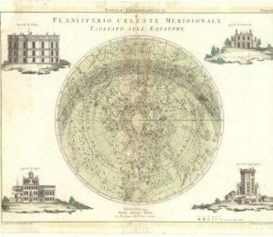 Planisferio celestemeridionale