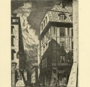 Dekert's tenement house