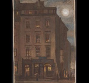 Tenement house by Saint Anna