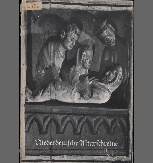 Niederdeutsche Altarschrein