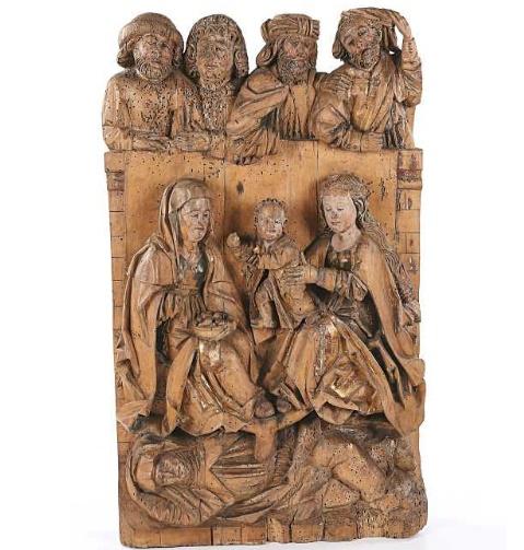 Family of Virgin Mary