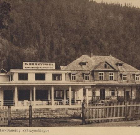 Bar Skrzynskiego, Jaremcze