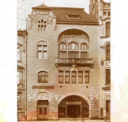 Dom Krakowskiego Towarzystwa Technicznego