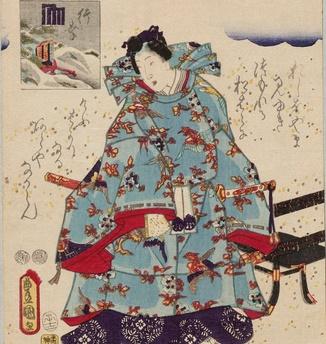 Drzeworyt japoński