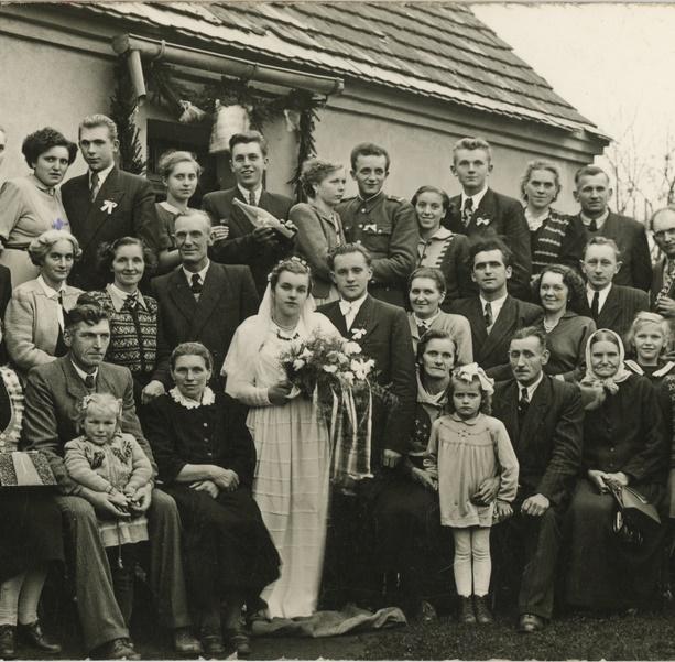 Ślub Walkowskich