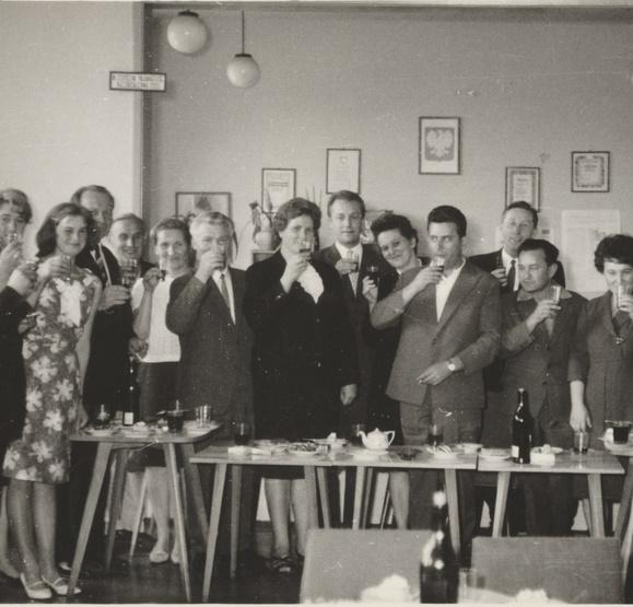 Portret zbiorowy na dwudziestoleciu Urzędu Stanu Cywilnego