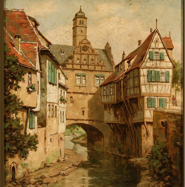 Miasto, J.Mohren