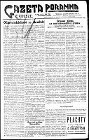 Gazeta Poranna 2 Grosze, R.13, nr 200 (23 lipca 1925)
