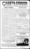 Gazeta Poranna 2 Grosze, R.13, nr 195 (18 lipca 1925)