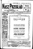 Nasz Przegląd : organ niezależny, R.16, nr 356 (21 grudnia 1938)