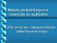 Testy zgodności - Mosiński, Franciszek (1946- ).