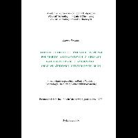 Badania stabilności wodnych dyspersji polimerów akrylowych z grupami karboksylowymi i amidowymi oraz właściwości otrzymanych błon - Kowalik, Joanna