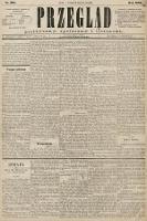 Przegląd polityczny, społeczny i literacki. 1885, nr294