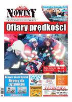 Nowiny Nyskie 2015, nr 12. - red. nacz. Renata Wąsowicz-Hołota.