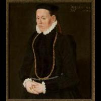 Portret patrycjuszki - Nicolas z Neufchâtel (fl. 1539-ca 1573)