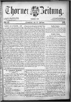 Thorner Zeitung 1881, Nro. 42