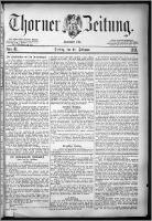 Thorner Zeitung 1881, Nro. 41
