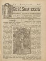 Gość Świąteczny 1924.05.11 R. XXVIII nr 19