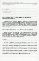 Multimedialne elewacje - oddziaływanie na przestrzeń miejską - Celewicz, Piotr