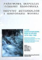 Atlas zanieczyszczenia rzek w Polsce lata 1990-1992 - Bożek, Anna