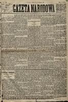 Gazeta Narodowa. 1880, nr19