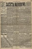 Gazeta Narodowa. 1880, nr27