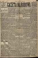 Gazeta Narodowa. 1880, nr14