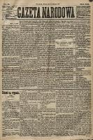 Gazeta Narodowa. 1880, nr15