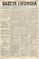 Gazeta Lwowska. 1879, nr 187