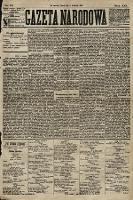 Gazeta Narodowa. 1880, nr75