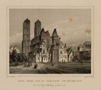 Der Dom zu St. Iohann in Breslau - Höfer, E.